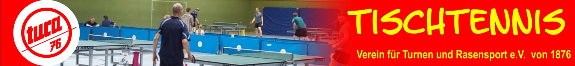 Homepage der Tischtennisabteilung von TURA76 Oldenburg